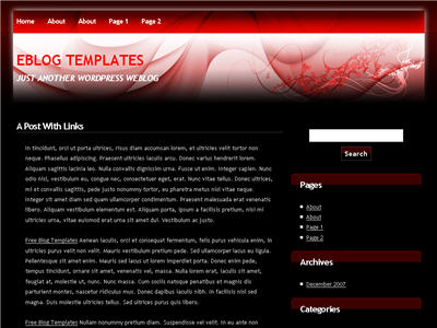 ASmoke WordPress theme thumbnail