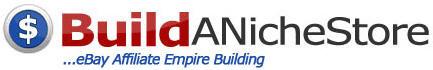 build a niche store logo