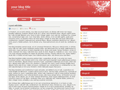 XLover WordPress theme thumbnail