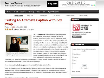 Box Tube WordPress theme thumbnail